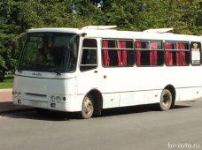 Автобус ISUZU-Богдан