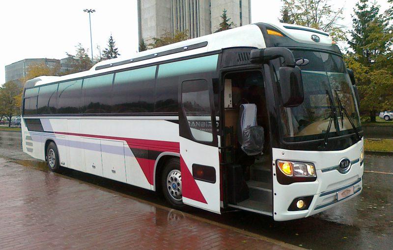 Автобус KIA Granbird 45 мест