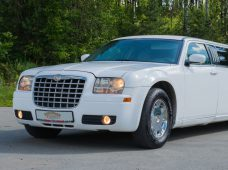 Лимузин Chrysler 300C White 10 мест