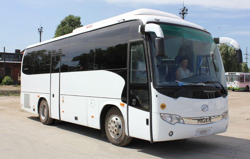 Автобус Higer 35 мест