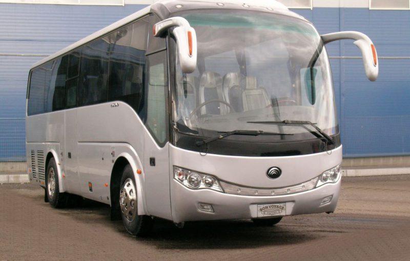 Автобус Yutong 35 мест