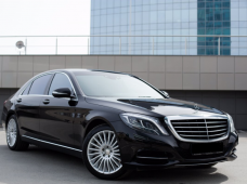 Mercedes-Benz S-Class Long
