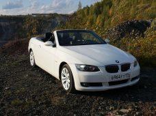 BMW кабриолет