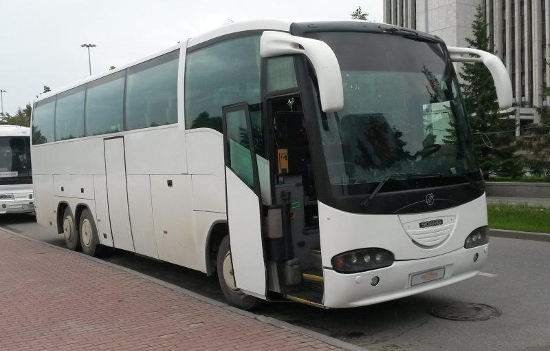 Автобус Scania Irizar 50 мест