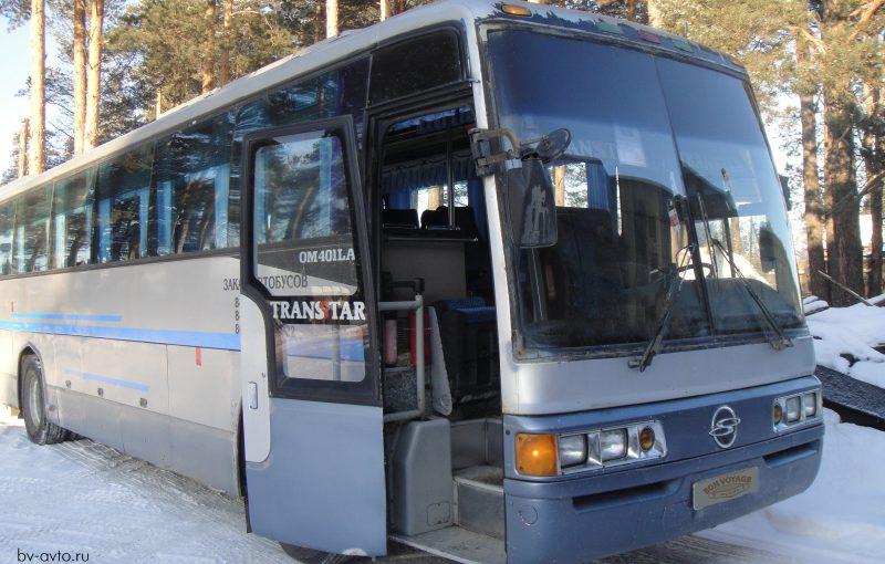 Автобус SsangYong Transtar 45 мест