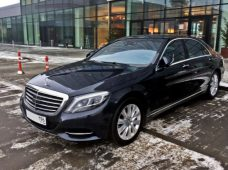 Mercedes S222