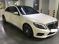 Mercedes S222 long