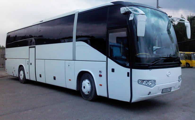 Автобус Higer 50 мест