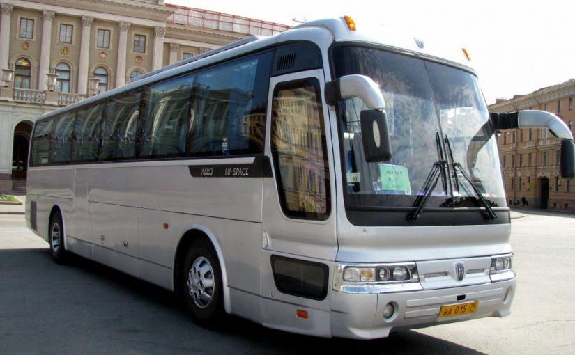 Автобус Hyundai 45 мест